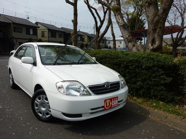 トヨタ X 買取車 禁煙車 長期保証1年間走行無限