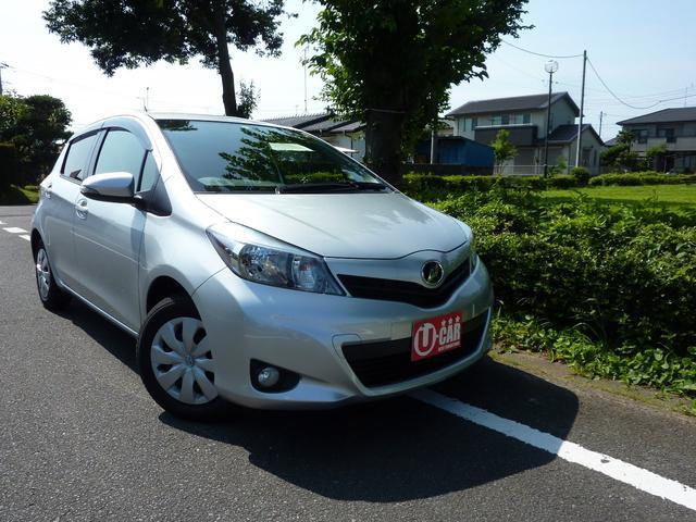 トヨタ F  純正ナビ ETC キーレス 車検2年付き 長期保証