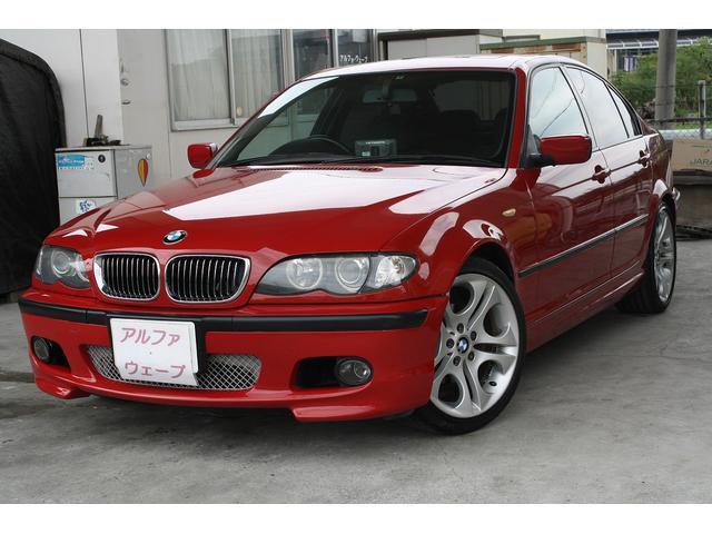 BMW 320i Mスポーツ サンルーフ 18インチホイール