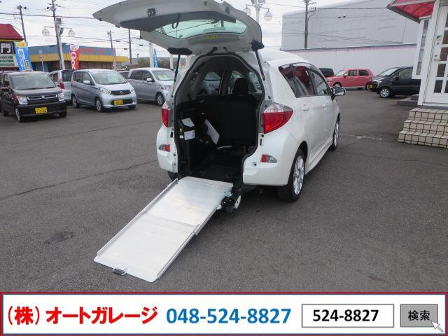 トヨタ G 車椅子移動車 スローパー 電動固定器具 1年走行無限保証