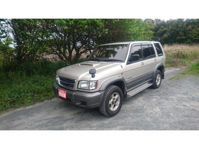 いすゞ 4WD