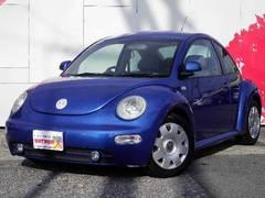 VW ニュービートルベースグレード 記録簿付 6CDチェンジャー