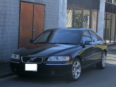 ボルボ S60クラシック ワンオーナー キセノン 黒革シート ETC