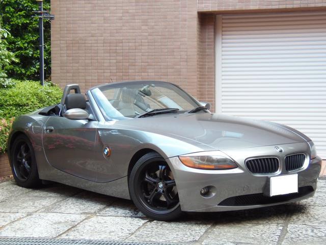 BMW 2.5i 社外18インチアルミ HID