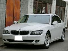 BMW740i 純正ナビ 革シート パワーバックドア