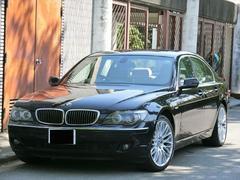 BMW750i キセノン 本革 純正20インチAW サンルーフ