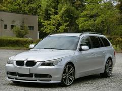 BMW525iツーリングハイラインパッケージ 20インチAW