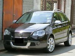 VW クロスゴルフベースグレード 社外オーディオ HID 純正AW