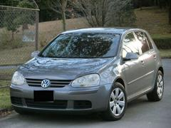 VW ゴルフGLi ETC HDDナビ