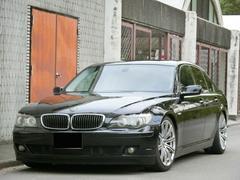 BMW750i ダイナミックスポーツPKG 20インチAW 左H
