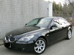 BMW525iハイラインパッケージ ETC 黒革シート