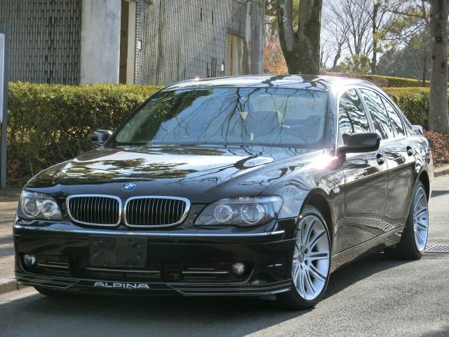 BMW 750i アルピナ仕様車 マフラー AW