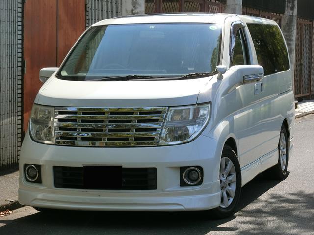 日産 XL 3.5Xアンシャンテ セカンドスライドS 4WD 両側PWSドア
