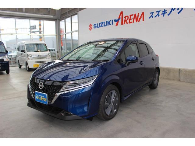 日産 X Nissan Connectナビ アラウンドビューモニター インテリジェントルームミラー ETC2.0 LEDヘッドライト 登録済未使用車