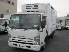 エルフトラック2tワイドロング 低温冷凍車スタンバイ付