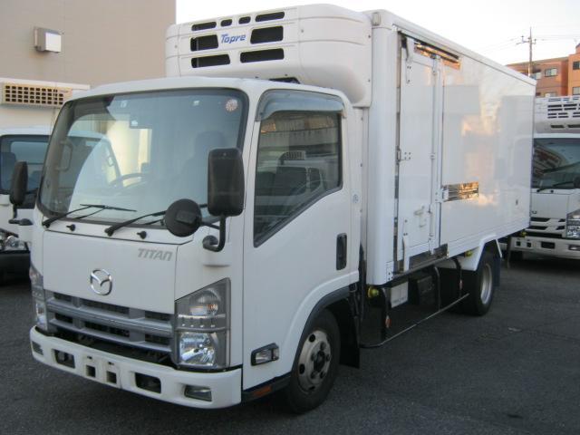 マツダ 3t標準ロング低温冷凍車