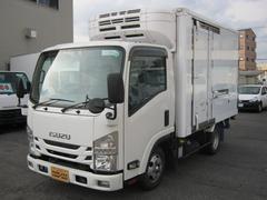 エルフトラック低温冷凍車 スタンバイ付
