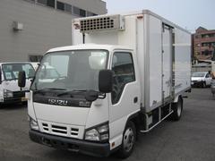 エルフトラック2t標準ロング低温冷凍車