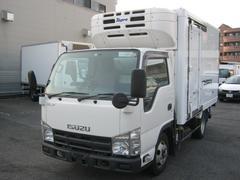 エルフトラック2t低温冷凍車 移動間仕切・スタンバイ付