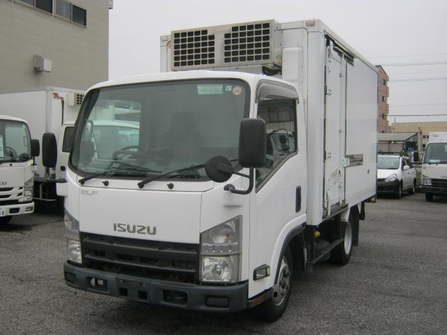 いすゞ 低温冷凍車