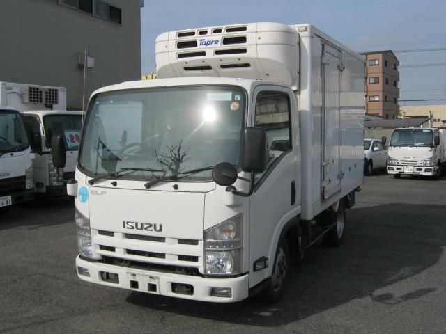 いすゞ 2t標準10尺低温冷凍車
