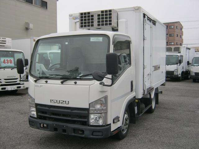いすゞ 2t標準低温冷凍車