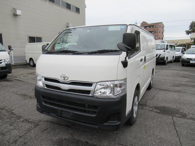 トヨタ 4WD 低温冷凍車 低床