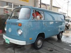 VW タイプIIレイトパネルバン ウェーバーツインキャブ