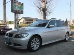 BMW320iツーリング HDDナビ ETC HID