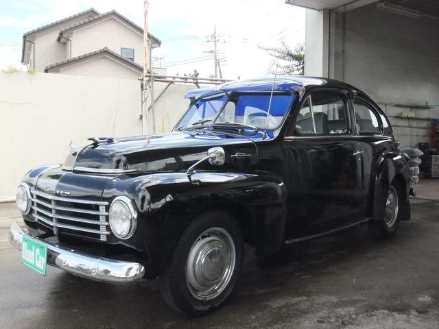 ボルボ ボルボその他  P444 1953年モデル