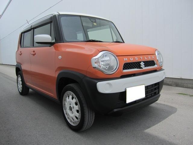「スズキ」「ハスラー」「コンパクトカー」「栃木県」の中古車