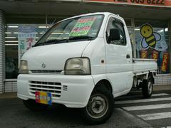 キャリイトラックKC 4WD エアコン 三方開