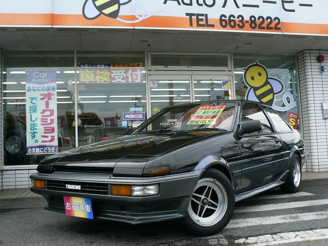 トヨタ GT APEX 後期 フル装備 機械式LSD