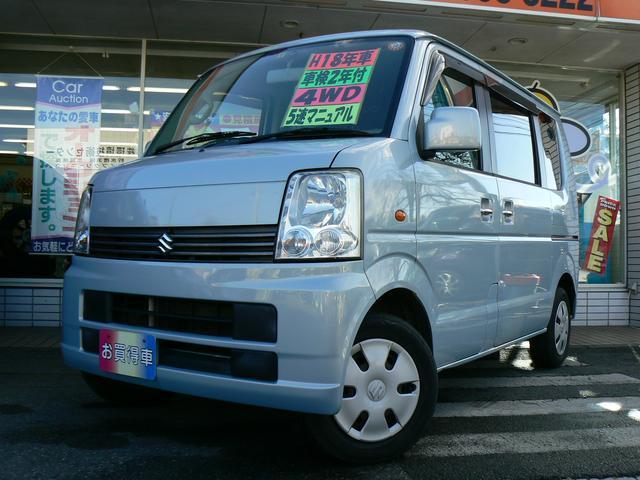 スズキ JP4WD シートヒーター ETC 5速マニュアル
