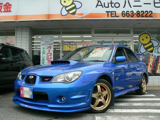 スバル WRX WR-リミテッド2005 フルノーマル タイベル済み