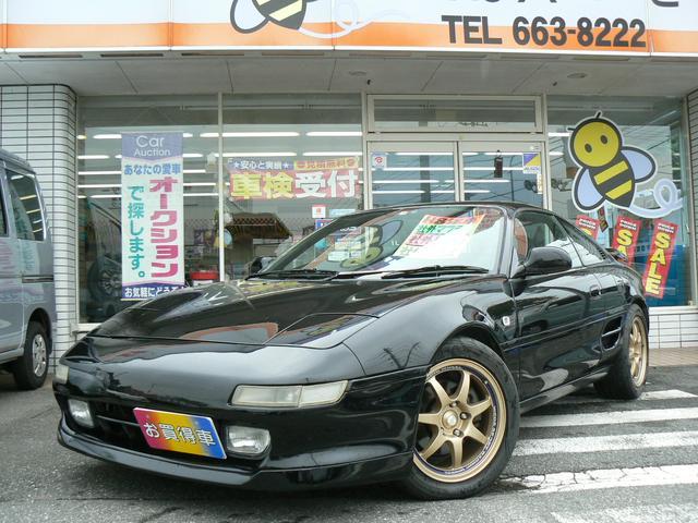 トヨタ GT-S社外マフラー TEIN車高調 社外アルミ タイベル済