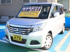 ソリオG 新車保証付 ポリマー施工済み キーフリー シートヒーター