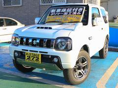 ジムニーランドベンチャー4WD 5MT車 届出済未使用車 新車保証付