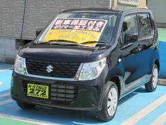 ワゴンRFX 純正CDデッキ付き アイドリングストップ 新車保証付き