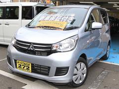 eKワゴンM e−アシスト 新車保証付 ポリマー施工済 自動ブレーキ