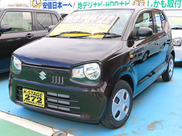スズキ L セーフティサポート装着車 新車保証付き 届出済未使用車