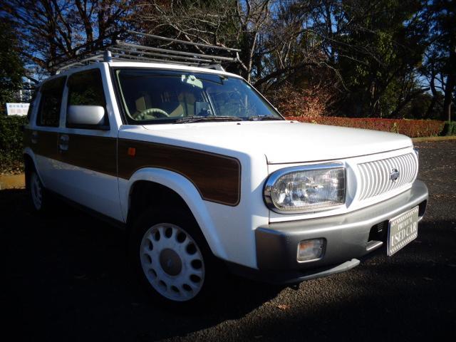 日産 タイプA 4WD ETC 背面タイヤ