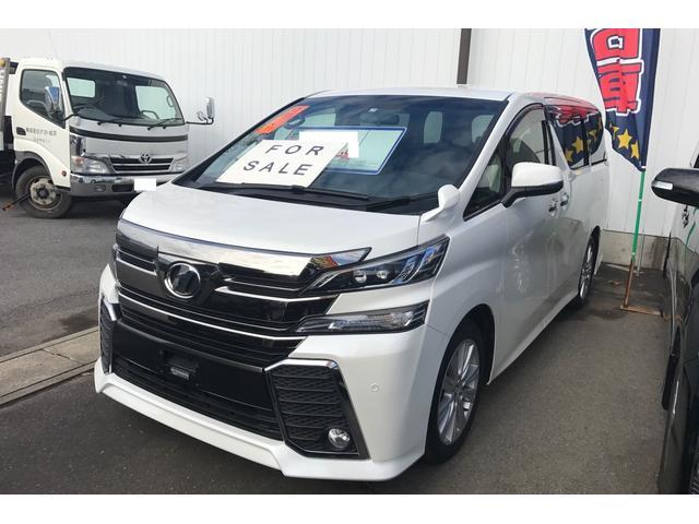 トヨタ 2.5Z Aエディション ETC ナビ 後席モニター Bモニ
