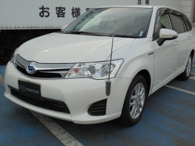 トヨタ ハイブリッドG・ナビ・バックモニター・ETC