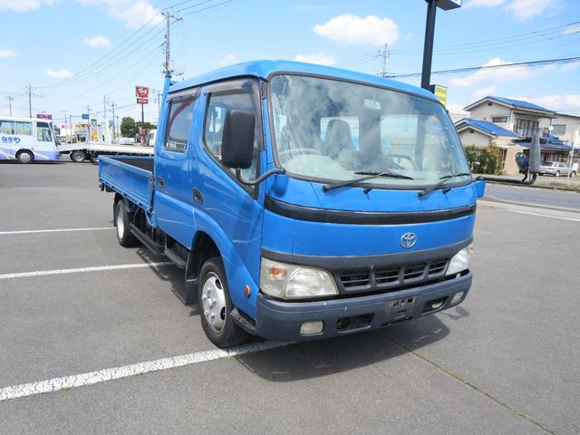 トヨタ WキャブロングジャストローDX