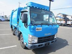 エルフトラックパッカー車
