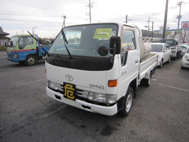 トヨタ タンク車 1KL