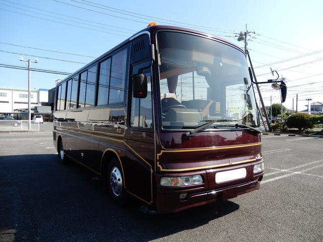 三菱ふそう 25人乗り観光仕様 バス