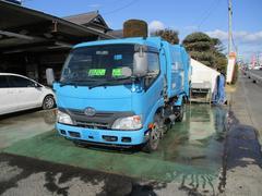 ダイナトラックパッカー車 プレス式 4.3M 135馬力