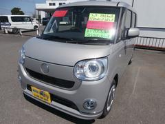 ムーヴキャンバスGメイクアップ SAIII 届出済未使用車